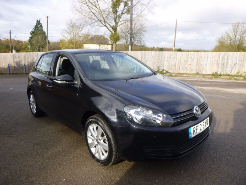 used VW Golf MATCH TDI BLUEMOTION TECHNOLOGY in bristol