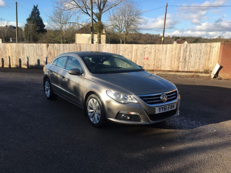 used VW Passat CC TDI BLUEMOTION TECHNOLOGY in bristol