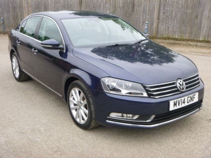 used VW Passat EXECUTIVE TDI BLUEMOTION TECHNOLOGY in bristol