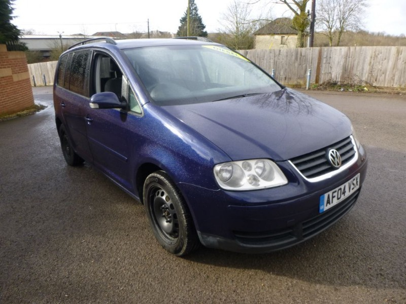 used VW Touran SE TDI 7 STR in bristol