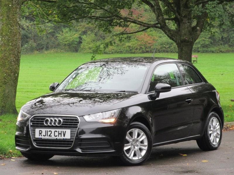 used Audi A1 TDI SE 3dr in cardiff-glamorgan