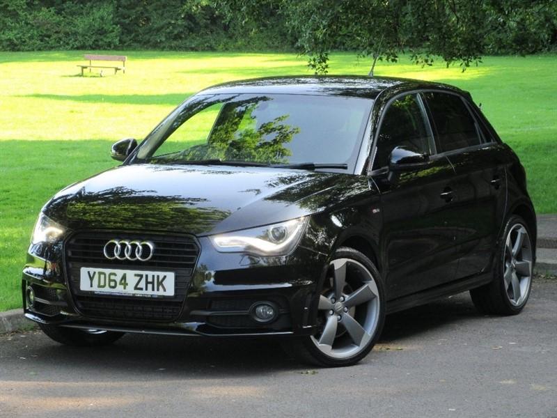used Audi A1 TDI Black Edition Sportback 5dr in cardiff-glamorgan