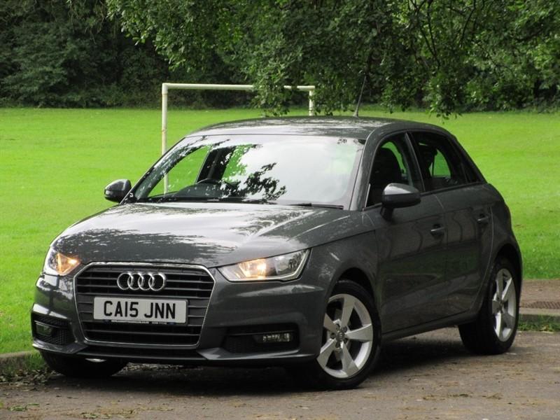 used Audi A1 TDI Sport Sportback 5dr (start/stop) in cardiff-glamorgan