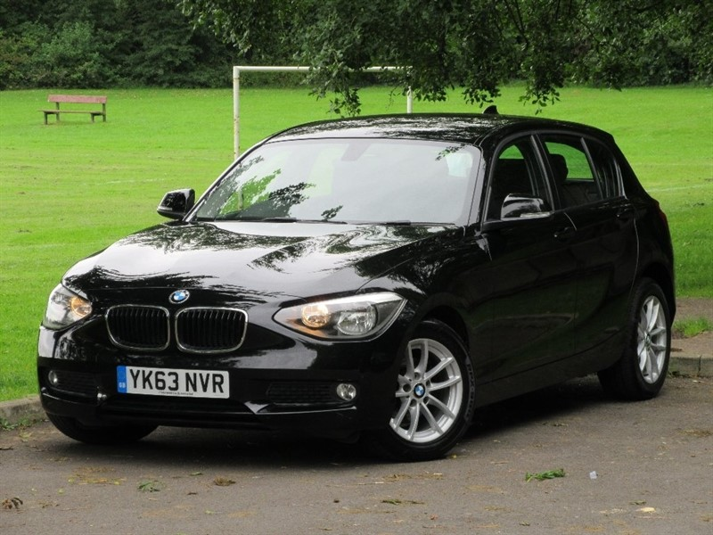 used BMW 116d 1 Series SE Sports Hatch 5dr (start/stop) in cardiff-glamorgan