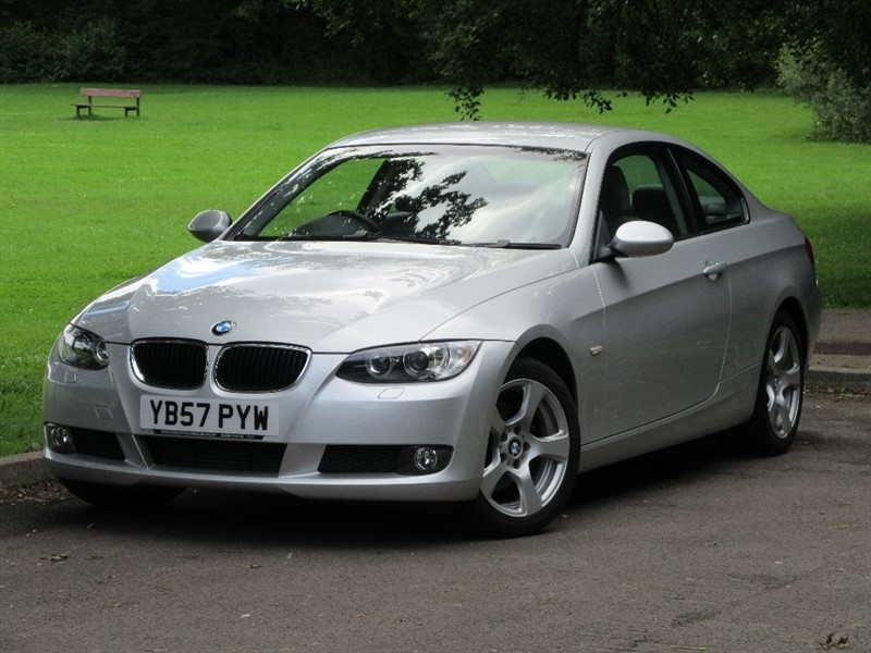 used BMW 320d 3 Series SE 2dr in cardiff-glamorgan