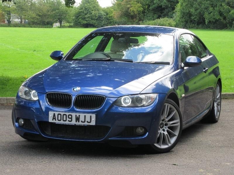 used BMW 320d 3 Series M Sport 2dr in cardiff-glamorgan