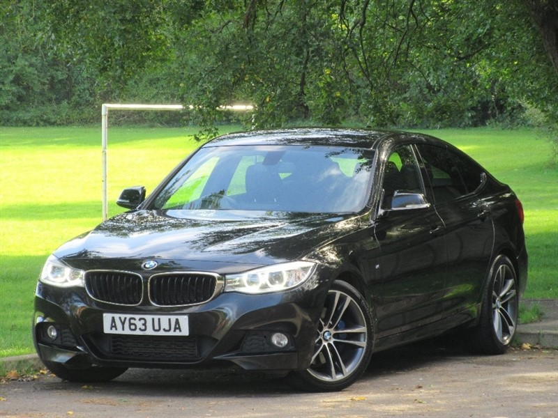 used BMW 320d 3 Series Gran Turismo M Sport GT 5dr (start/stop) in cardiff-glamorgan