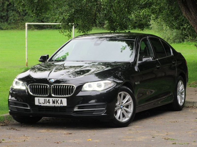 used BMW 520d 5 Series SE 4dr in cardiff-glamorgan
