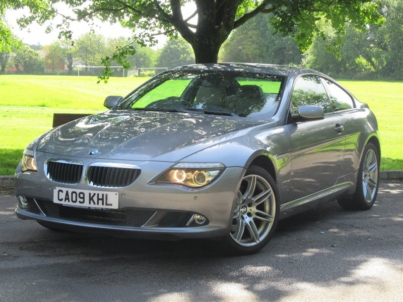 used BMW 630i 6 Series Sport Edition Auto 2dr in cardiff-glamorgan