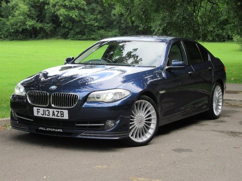 used BMW Alpina D5 Bi-Turbo in cardiff-glamorgan