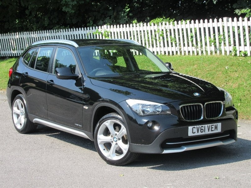 used BMW X1 18d SE xDrive 5dr in cardiff-glamorgan