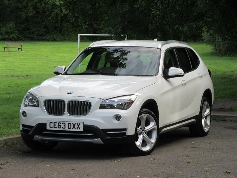 used BMW X1 18d xLine xDrive 5dr in cardiff-glamorgan