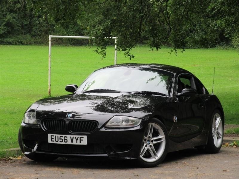 used BMW Z4 M 2dr in cardiff-glamorgan