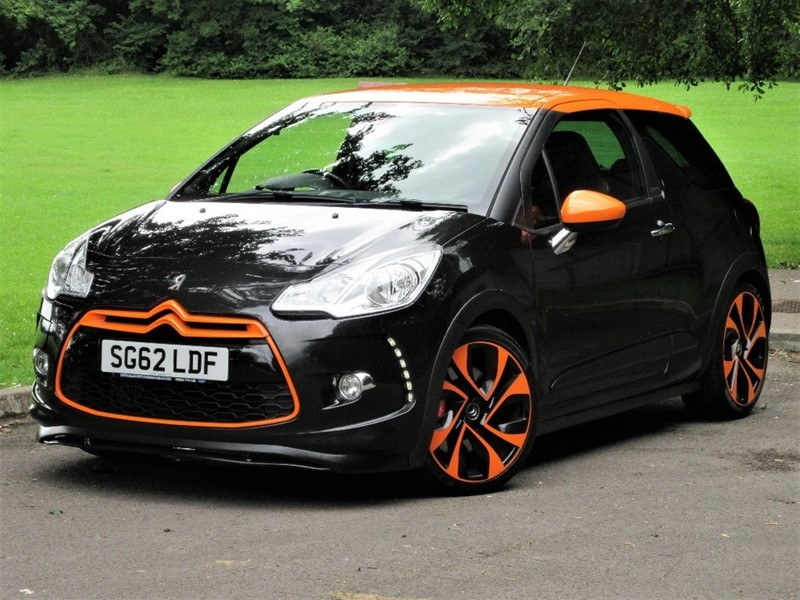 used Citroen DS3 THP Racing 3dr in cardiff-glamorgan