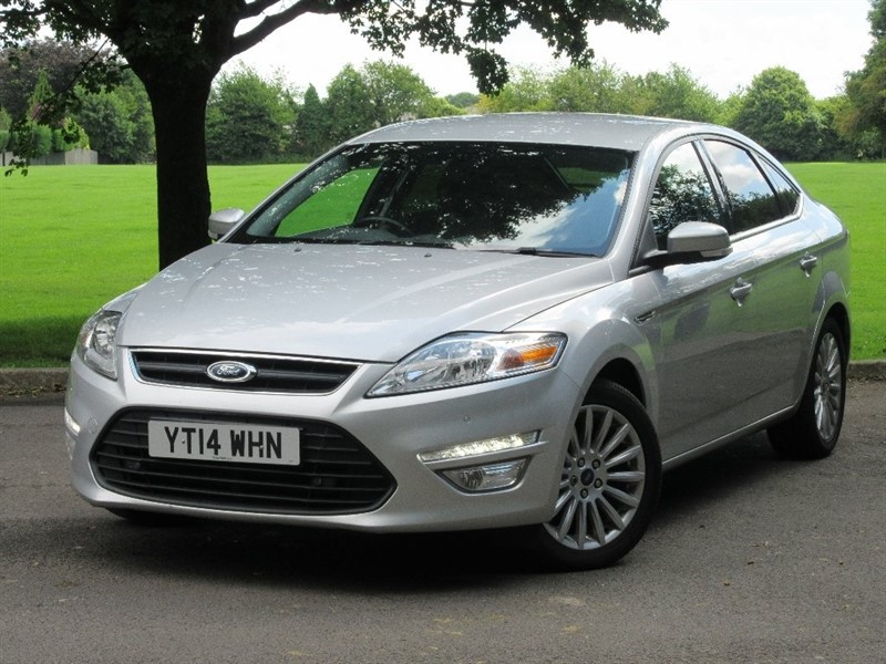 used Ford Mondeo TDCi ECO Zetec Business 5dr in cardiff-glamorgan