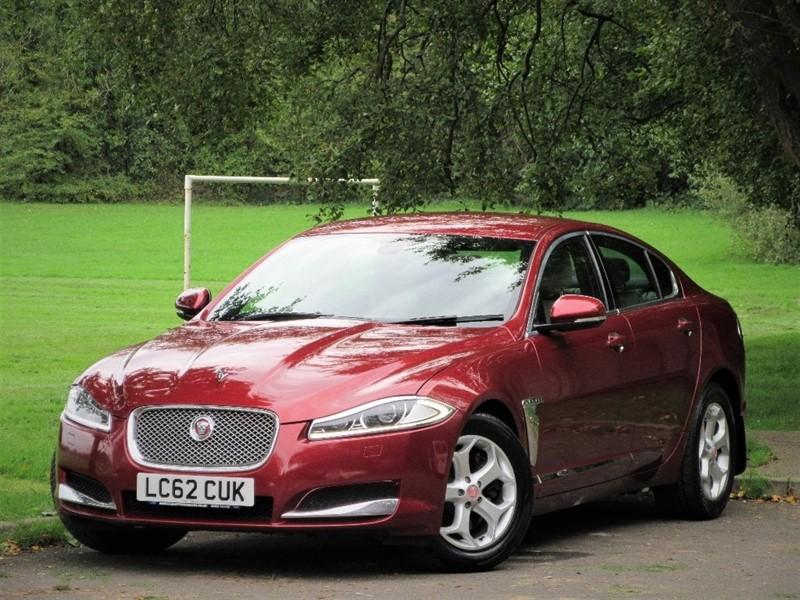 used Jaguar XF TD SE Business 4dr (start/stop) in cardiff-glamorgan