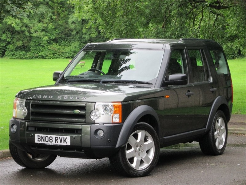 used Land Rover Discovery 3 TD V6 HSE 5dr in cardiff-glamorgan