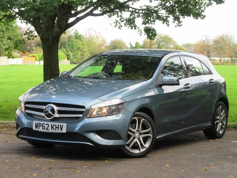 used Mercedes A180 A Class BlueEFFICIENCY Sport 7G-DCT 5dr in cardiff-glamorgan