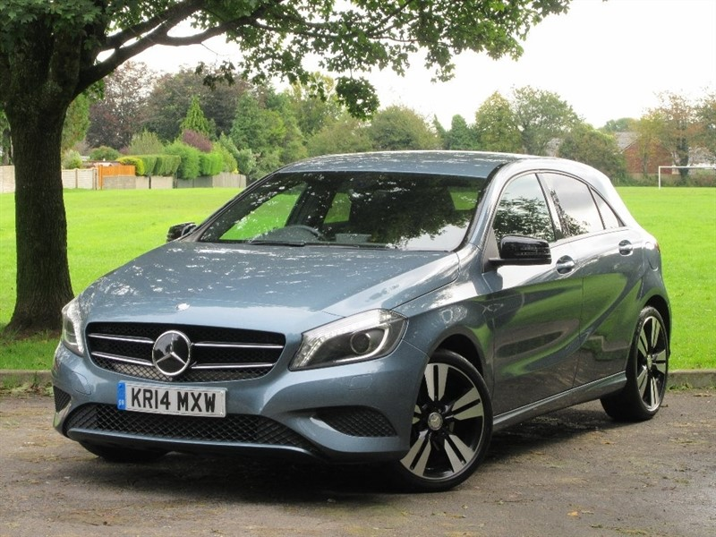 used Mercedes A200 A Class CDI Sport 7G-DCT 5dr in cardiff-glamorgan