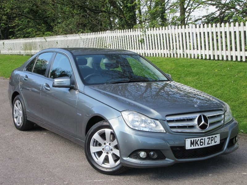 used Mercedes C220 C Class CDI SE Edition 125 7G-Tronic 4dr in cardiff-glamorgan