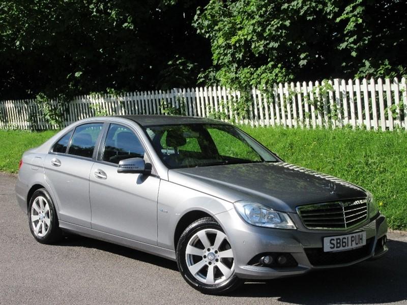 used Mercedes C220 C Class CDI BlueEFFICIENCY SE 4dr in cardiff-glamorgan