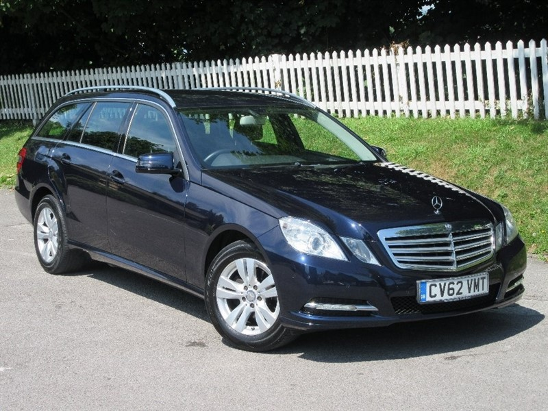used Mercedes E220 E Class CDI BlueEFFICIENCY SE 7G-Tronic Plus 5dr (start/stop) in cardiff-glamorgan