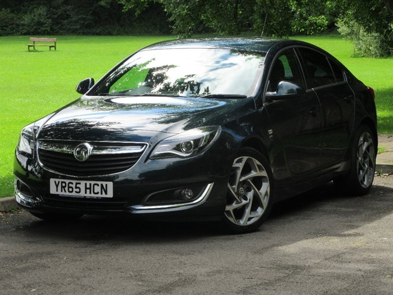 used Vauxhall Insignia CDTi SRi VX-Line Hatchback 5dr (start/stop) in cardiff-glamorgan