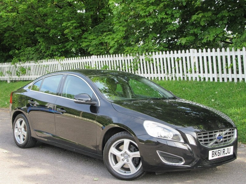 used Volvo S60 D5 SE Lux 4dr (start/stop) in cardiff-glamorgan