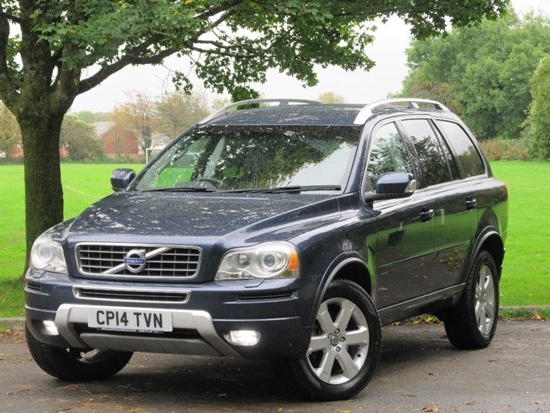used Volvo XC90 TD D5 SE Estate Geartronic AWD 5dr in cardiff-glamorgan