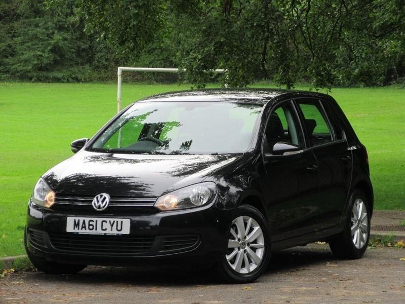 used VW Golf TDI BlueMotion Tech Match CC Ltd Edn DSG 5dr in cardiff-glamorgan