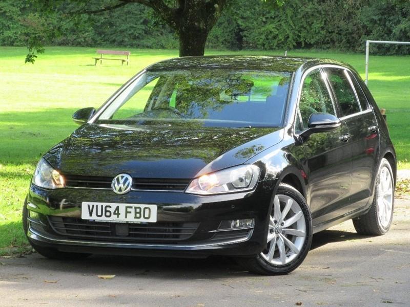 used VW Golf TDI BlueMotion Tech GT Hatchback 5dr (start/stop) in cardiff-glamorgan
