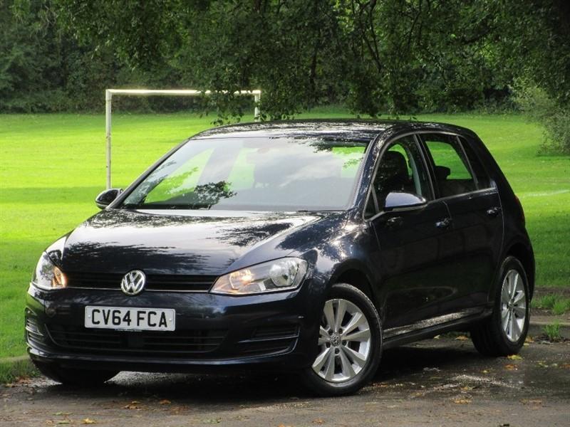used VW Golf TSI BlueMotion Tech SE Hatchback DSG 5dr (start/stop) in cardiff-glamorgan