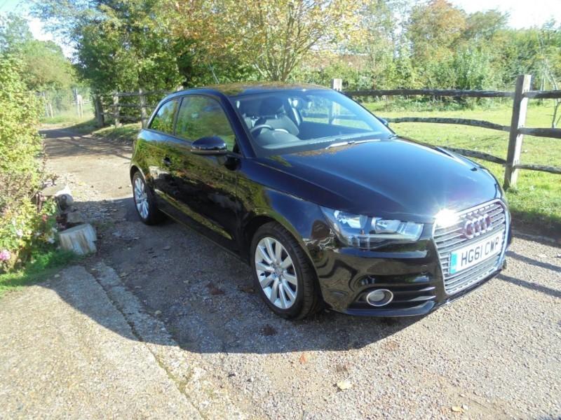 used Audi A1 A1 TFSI SPORT AUTOMATIC  in leatherhead-surrey