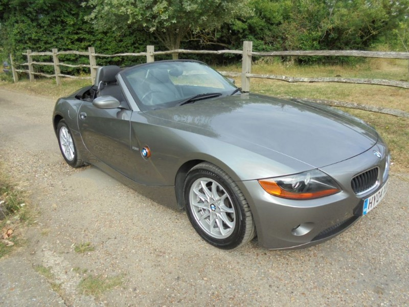 used BMW Z4 2.5 SE ROADSTER CONVERTIBLE  in leatherhead-surrey