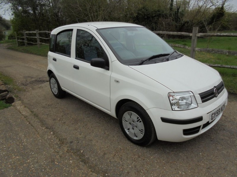 used Fiat Panda 1.2 DYNAMIC ECO in leatherhead-surrey