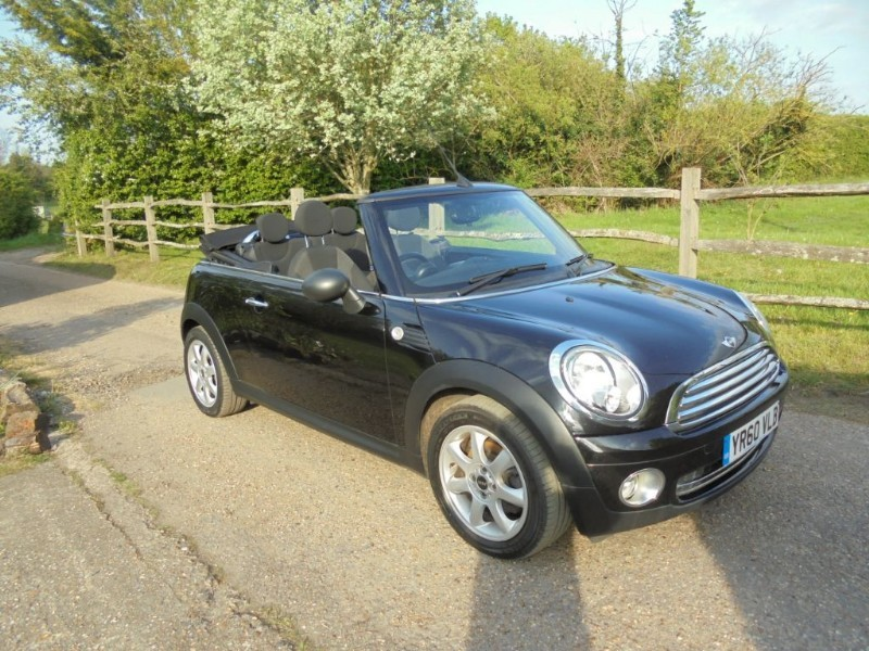 used MINI Convertible ONE  in leatherhead-surrey