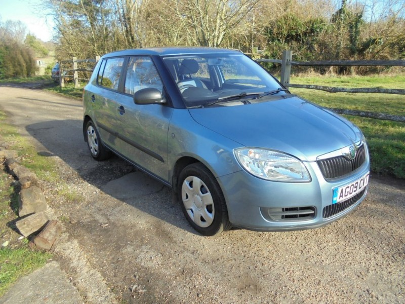 used Skoda Fabia LEVEL 1 HTP in leatherhead-surrey