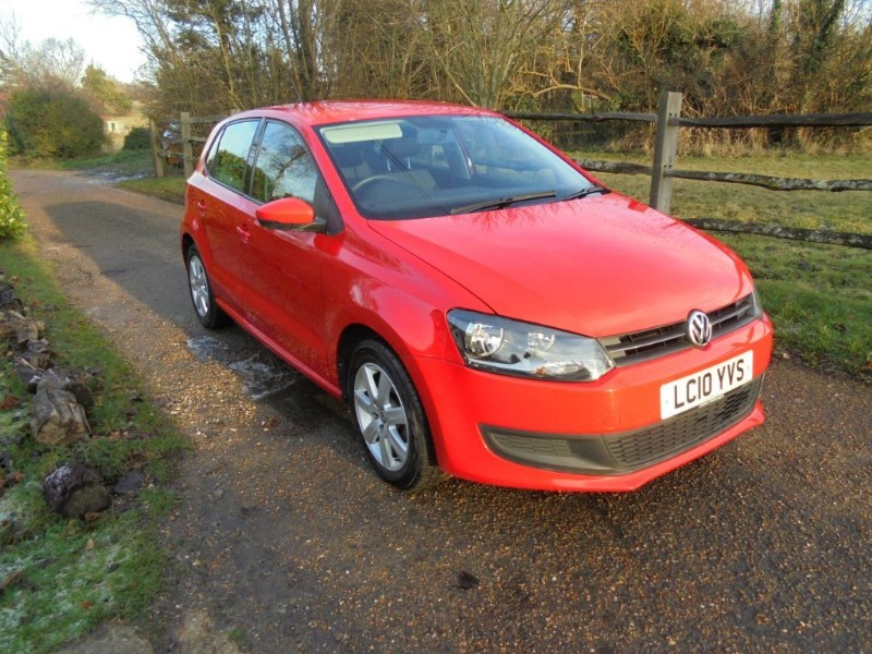 used VW Polo 1.2 SE 5 DOOR  in leatherhead-surrey