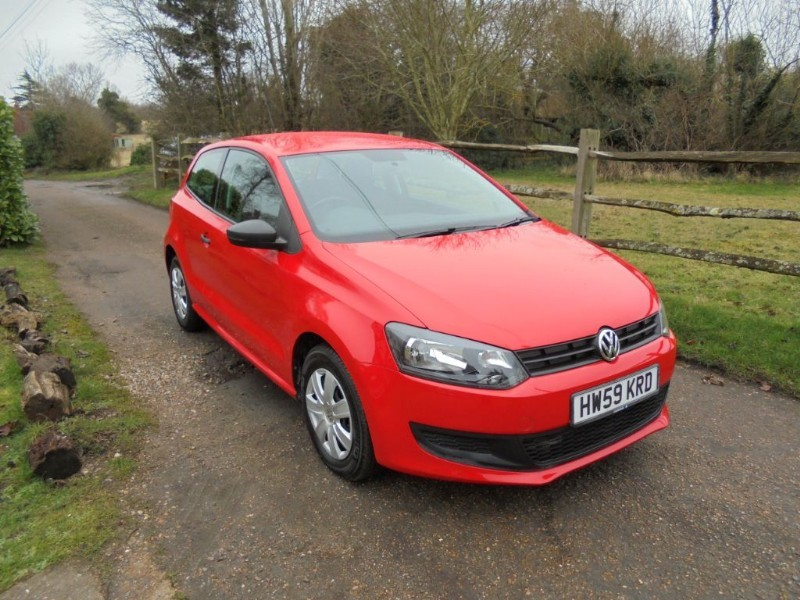 used VW Polo 1.2 S 3 Door  in leatherhead-surrey