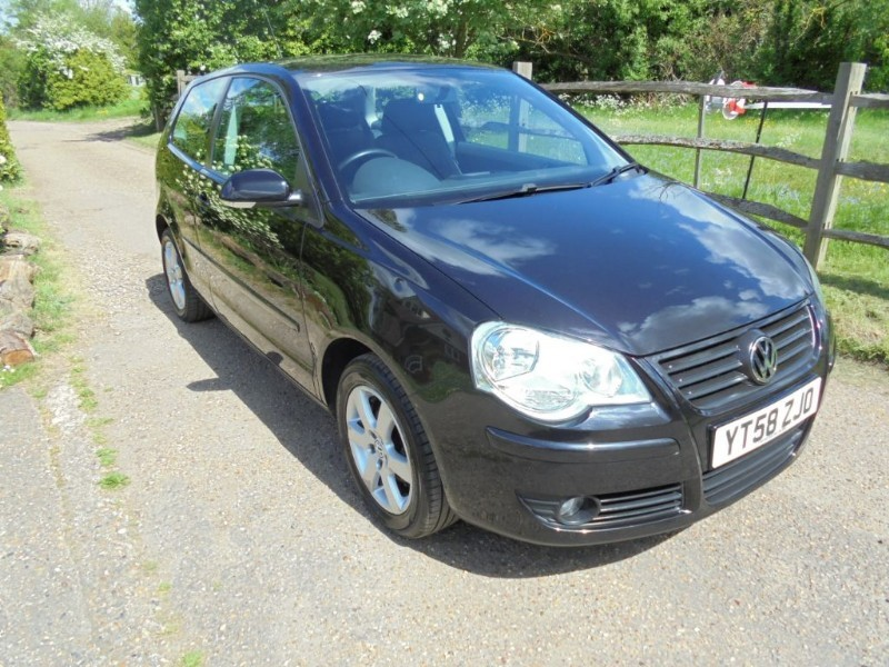 used VW Polo MATCH in leatherhead-surrey