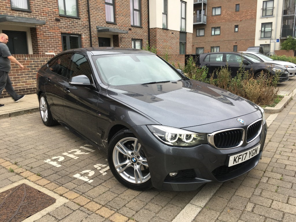 Used Mineral Grey Bmw 320d For Sale Essex