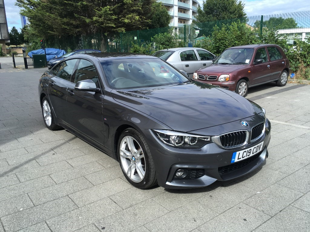 used BMW 420i BMW 4 Series 420i 19 AUTO M SPORT STEP GRAN COUPE in essex