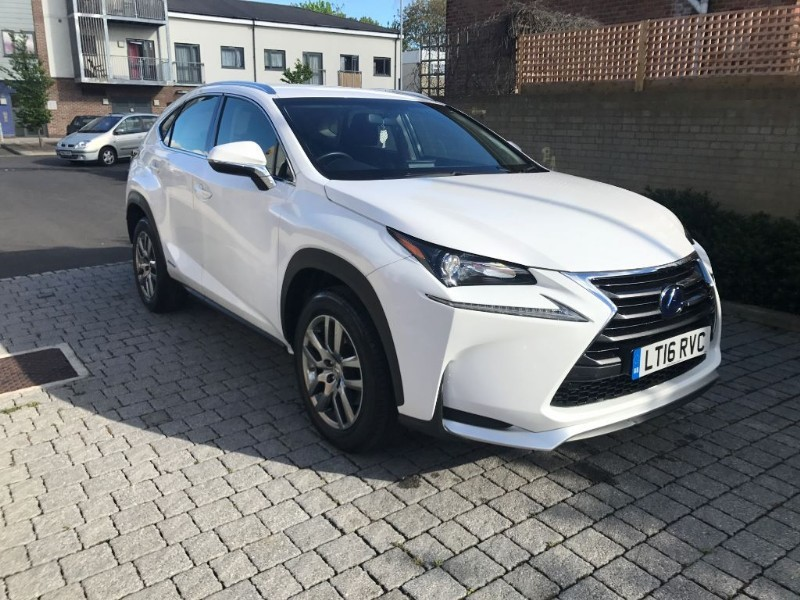used white lexus nx 300h for sale essex. Black Bedroom Furniture Sets. Home Design Ideas