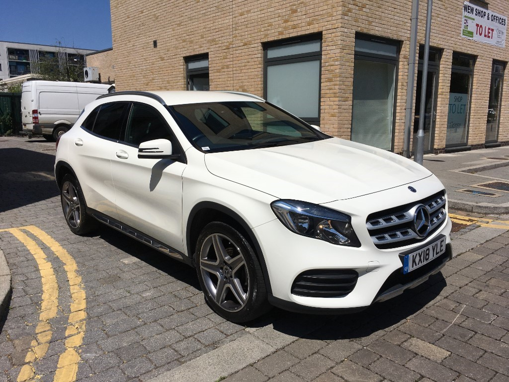 used Mercedes 200 Mercedes-BenzGLA Class2.1 GLA200d AMG Line (s/s) 5dr in essex