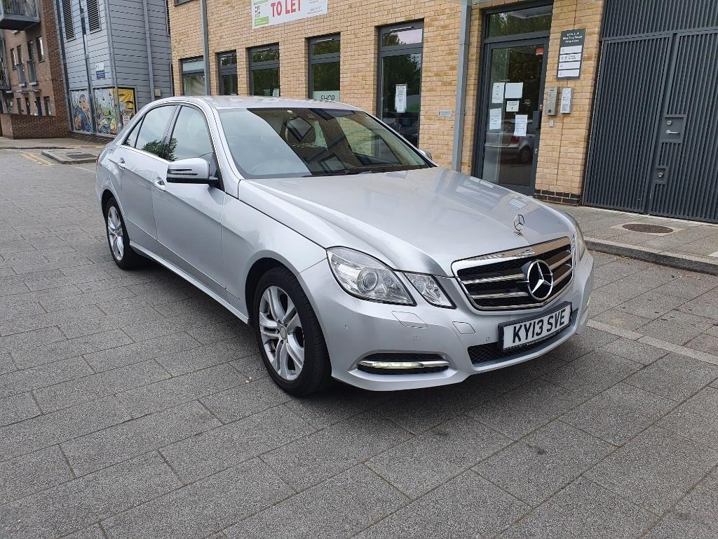 used Mercedes E220 CDI BLUEEFFICIENCY S/S AVANTGARDE in essex