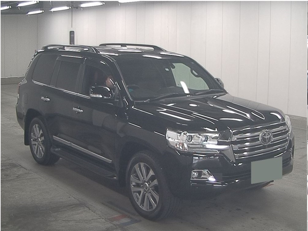 used Toyota Land Cruiser LAND CRUISER - ZX 4.6 V8 AUTO 19 19 LEATHER SUNROOFS 8 SEATER IMPORT BIMTA MILEAGES FINANCE in essex