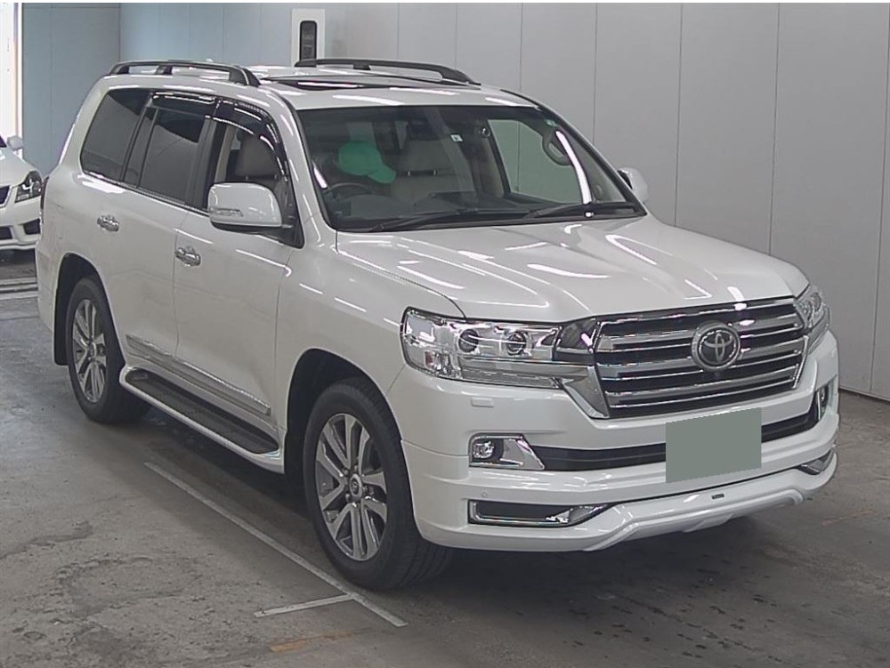 used Toyota Land Cruiser LAND CRUISER - ZX 4.6 V8 AUTO 19-19 LEATHER SUNROOFS 8 SEATER IMPORT BIMTA MILEAGES FINANCE in essex