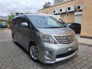 Toyota Alphard for sale