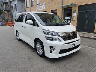 Toyota Vellfire for sale