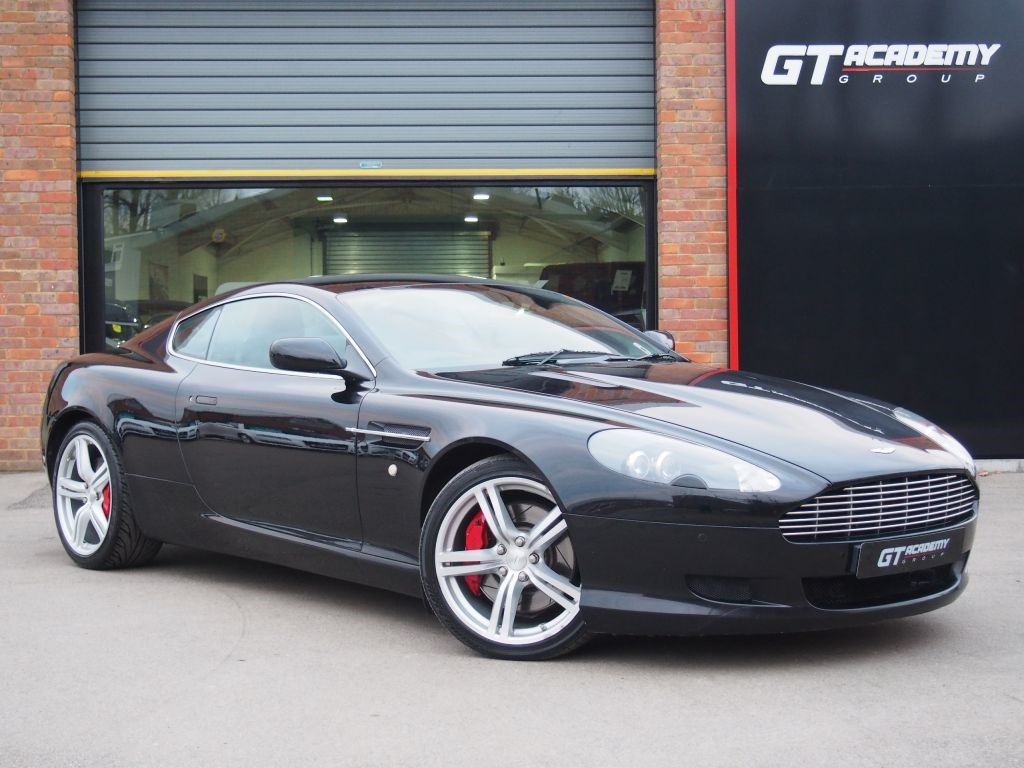 used Aston Martin DB9 V12 AA INSPECTED . FSH . FACTORY SPORTS PACK in tring-hertfordshire